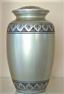urna-pogrzebowa-na-prochy- aluminium-aluminiowa